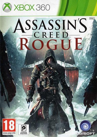 Assassins Creed : Rogue - Jogo para Xbox 360 / Xbox One