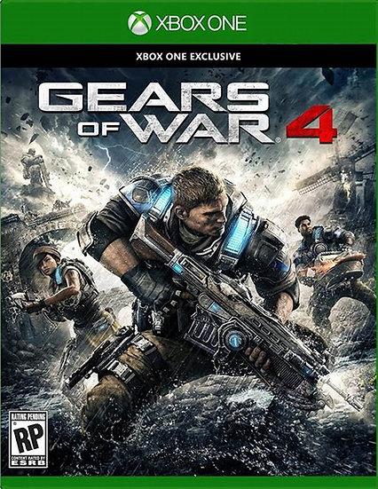 Gears of War 4 - Jogo para Xbox One