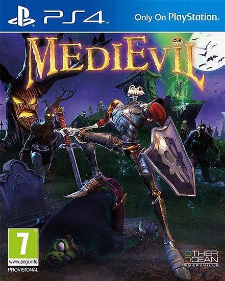 MediEvil - Jogo para Playstation 4