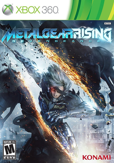 Metal Gear Rising Revengeance - Jogo para Xbox 360 / Xbox One
