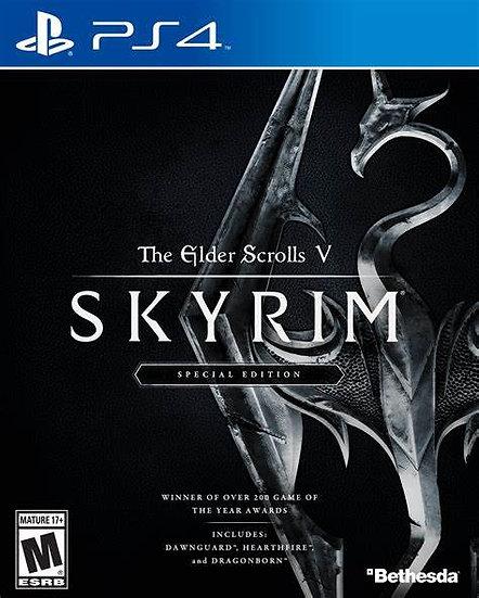 Skyrim - Jogo para Playstation 4