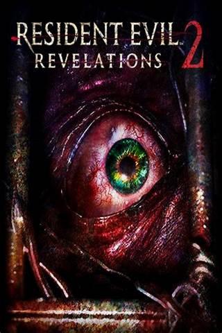 Resident Evil Revelations 2 - Jogo para Nintendo Switch