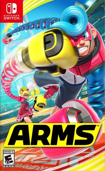 Arms - Jogo Exclusivo Nintendo Switch