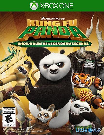 KungFu Panda - Jogo para Xbox One
