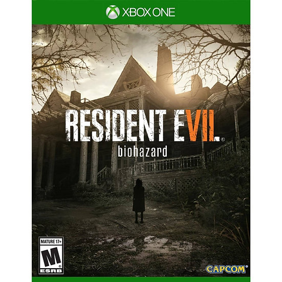 Resident Evil 7 - Jogo para Xbox One