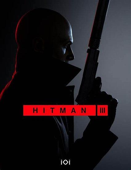 Hitman 3 - Jogo para Playstation 4 [Pré-Venda]