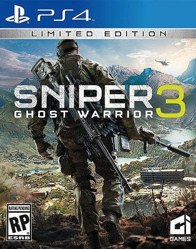 Sniper Ghost Warrior 3 - Jogo para Playstation 4