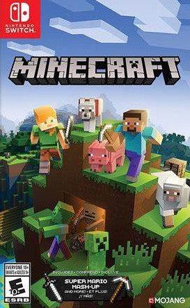 Minecraft - Jogo para Nintendo Switch