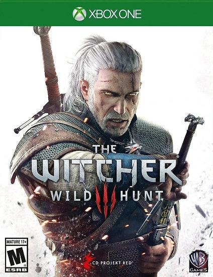 The Witcher 3 - Jogo para Xbox One