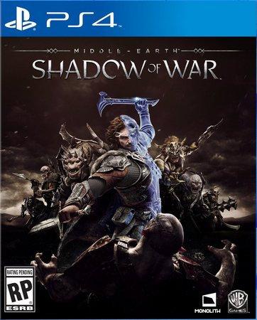 Sombras da Guerra - Jogo para Playstation 4