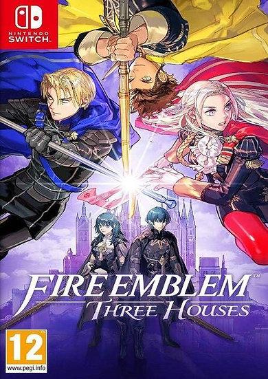 Fire Emblem : Three Houses - Jogo Original para Nintendo Switch