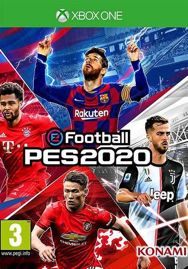 PES 2020 - Jogo para Xbox One