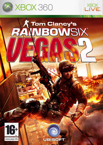 Rainbow Six : Vegas 2 - Jogo para Xbox 360 / Xbox One