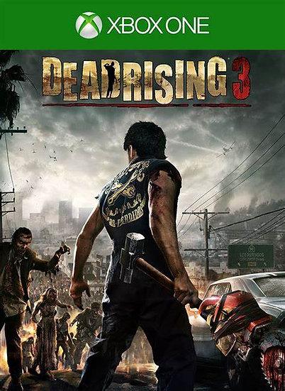Dead Rising 3 - Jogo para Xbox One