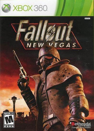 Fallout New Vegas - Jogo Original para Xbox 360