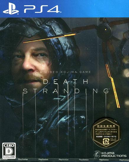 Death Stranding - Jogo para Playstation 4