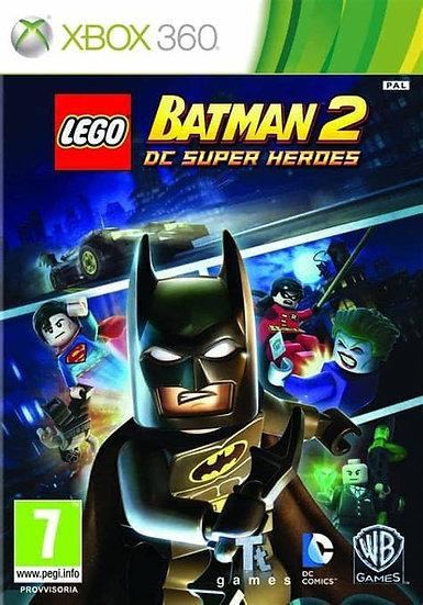 Lego Batman 2 - Jogo Original para Xbox 360