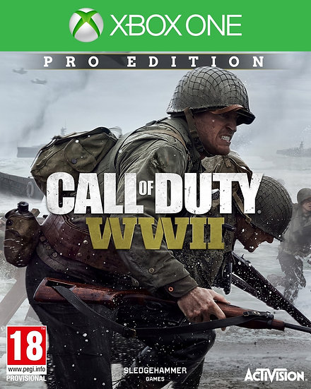 Call of Duty World at War 2 - Jogo para Xbox One