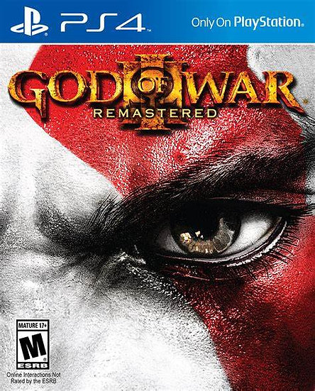 God of War 3 - Jogo para Playstation 4