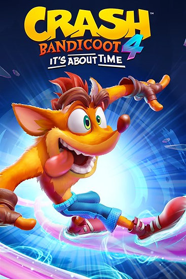 Crash Bandicoot 4 It's About Time - Jogo para Xbox One