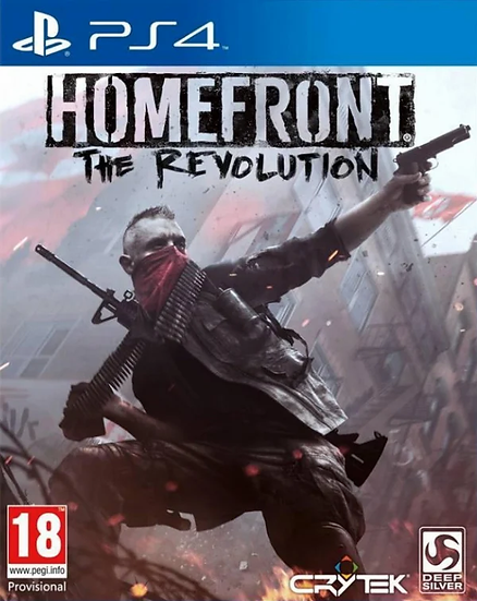 Homefront - Jogo para Playstation 4