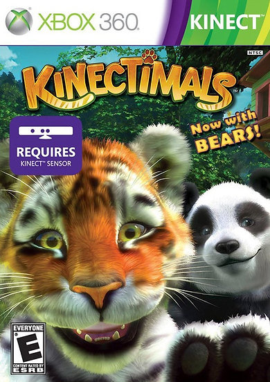 Kinectimals - Jogo Original para Xbox 360