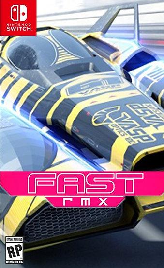 Fast Rmx - Jogo Exclusivo Nintendo Switch