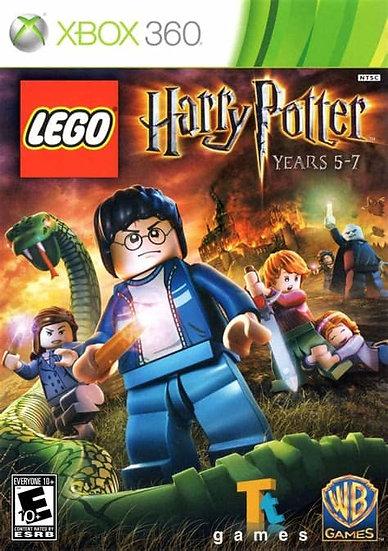 Lego Harry Potter - Jogo para Xbox 360 / Xbox One