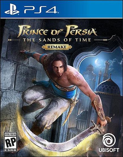 Prince of Persia Sands of Time [Remake] - Jogo para Ps4 [Pré-Venda]