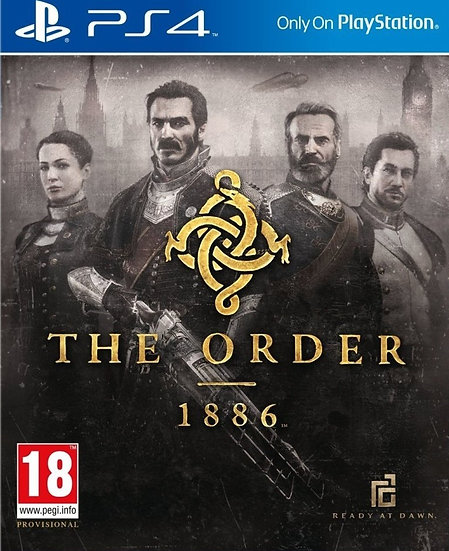 The Order - Jogo para Playstation 4