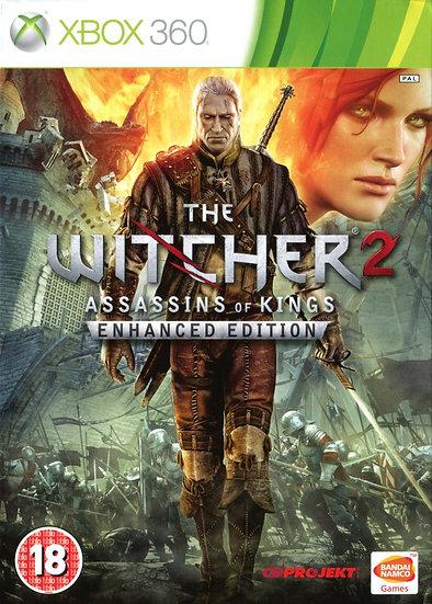 The Witcher 2 - Jogo Original para Xbox 360