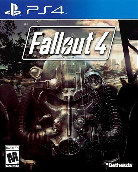 Fallout 4 - Jogo para Playstation 4