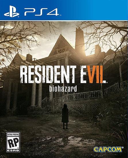 Resident Evil 7 - Jogo para Playstation 4