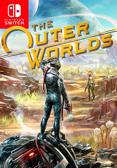 The Outer Worlds - Jogo para Nintendo Switch