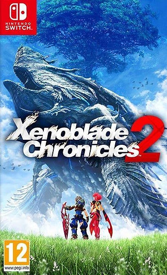 Xenoblade : Chronicles 2 - Jogo Original para Nintendo Switch