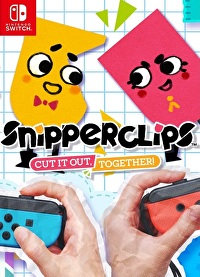 Snipperclips - Jogo Exclusivo Nintendo Switch