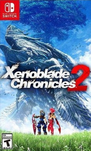 Xenoblade 2 : Chronicles - Jogo Exclusivo Nintendo Switch