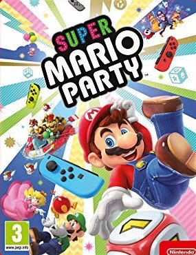 Super Mario Party - Jogo Exclusivo Nintendo Switch