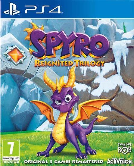 Spyro - Jogo para Playstation 4