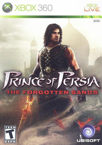 Prince of Persia : Forgotten Sands - Jogo para Xbox 360 / Xbox One