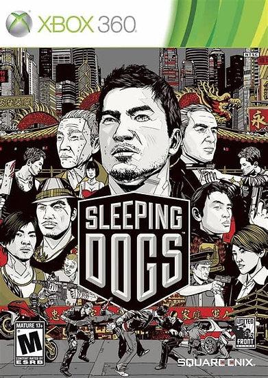 Sleeping Dogs - Jogo Original para Xbox 360