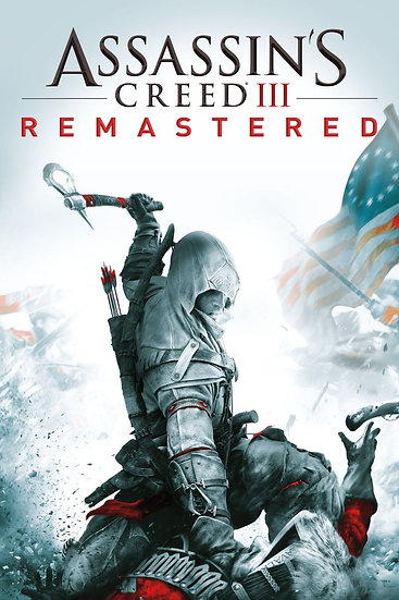 Assassins Creed 3 Remastered - Jogo para Playstation 4