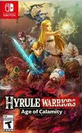 Hyrule Warriors : Age of Calamity - Jogo Exclusivo Nintendo Switch