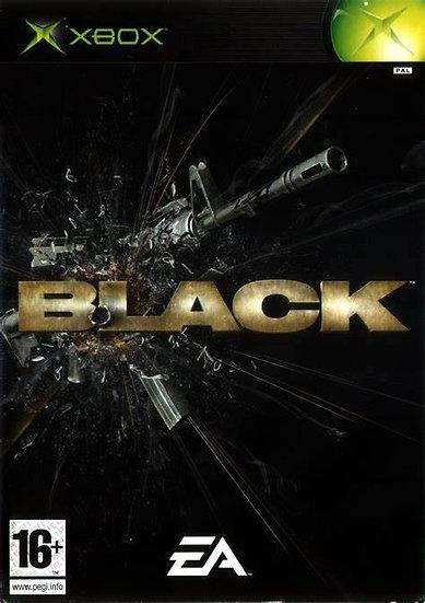 Black - Jogo para Xbox 360 / Xbox One / Xbox Classic