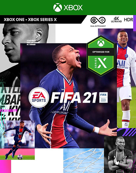 Fifa 21 - Jogo para Xbox One