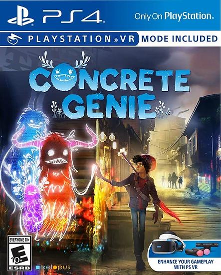 Concrete Genie - Jogo para Playstation 4
