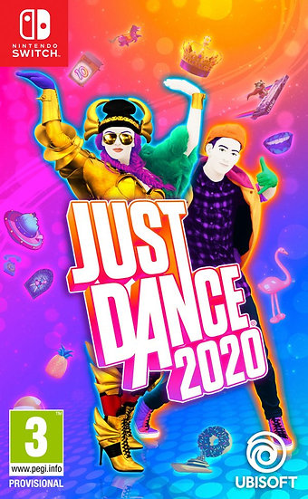 Just Dance 2020 - Jogo para Nintendo Switch