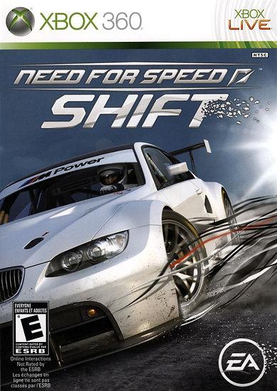 Need For Speed: Shift - Jogo para Xbox 360