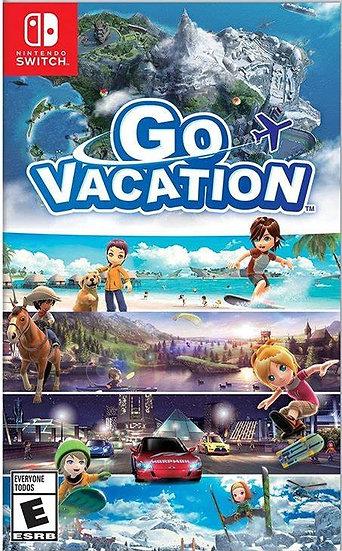 Go Vacation - Jogo Exclusivo Nintendo Switch
