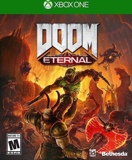 Doom Eternal - Jogo para Xbox One
